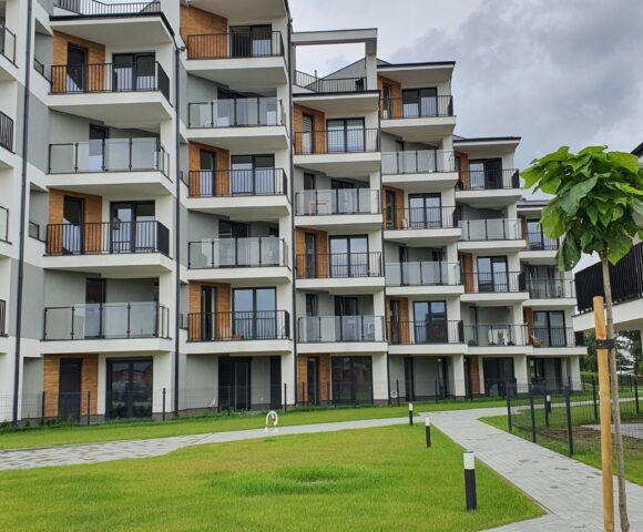 (Polski) Nowe mieszkanie, stan deweloperski, oddane do użytkowania
